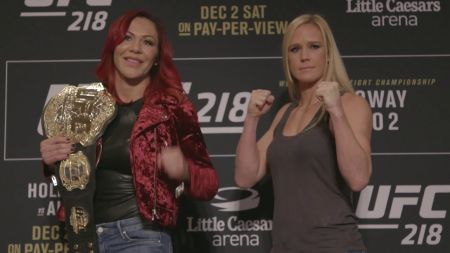 UFC 219 preview: A look back at Cris Cyborg's top five best fights