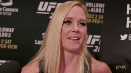 UFC 219 preview: A look back at Holly Holm's top five best fights