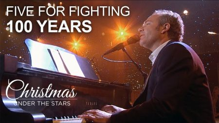 Five For Fighting's John Ondrasik debuts Christmas single, TV special