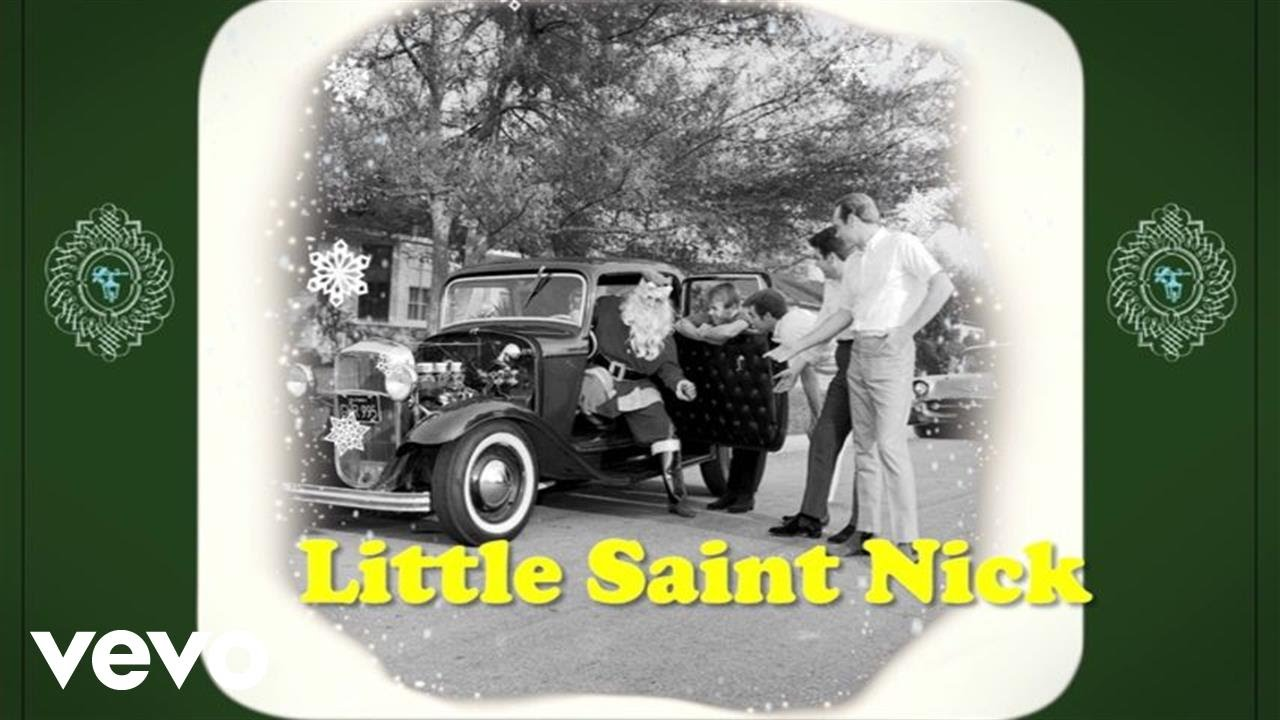 5 best 'Little Saint Nick' covers