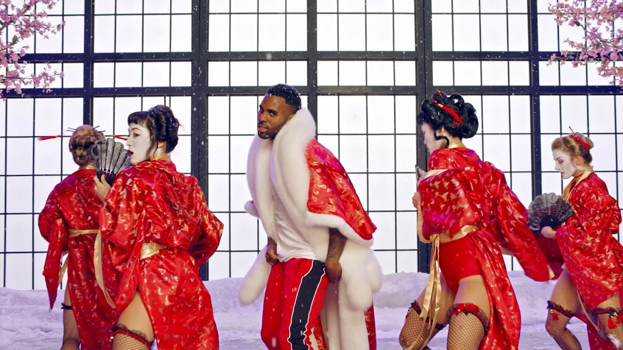 Watch: Jason Derulo warms up the winter with hot new video