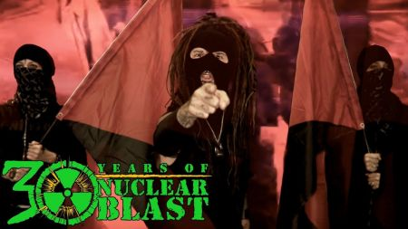 Ministry reveal details and tour for next album; release 'Antifa' music video