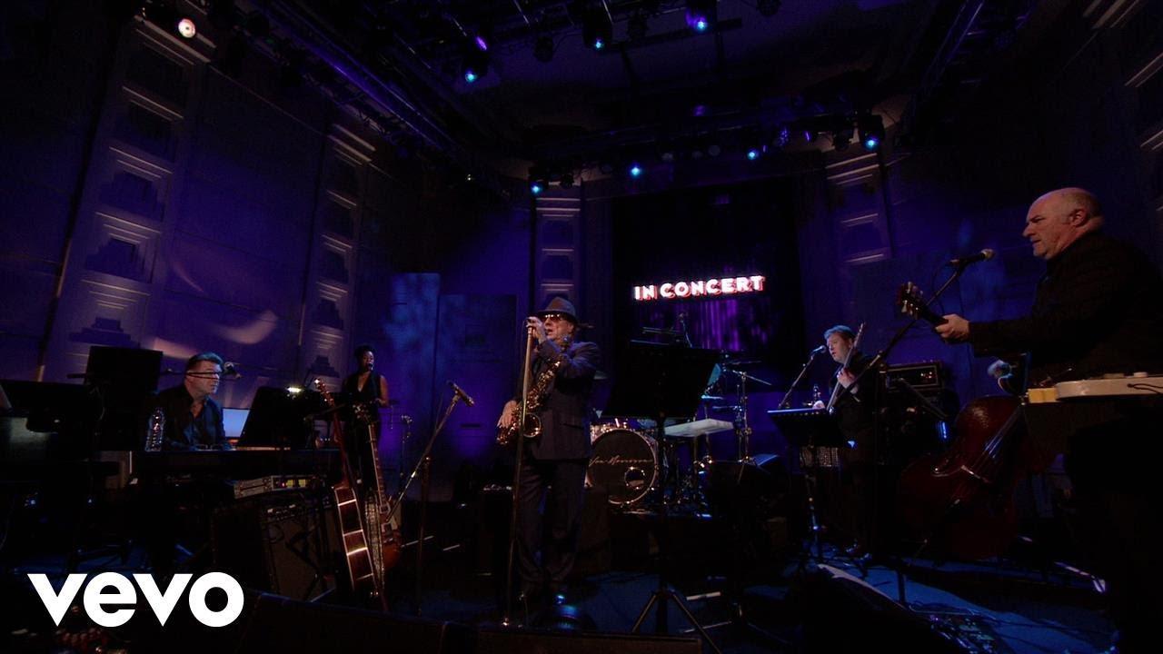 Watch: Van Morrison releases trailer for upcoming live DVD 'In Concert'