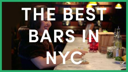 Best bars in New York to celebrate New Year's Eve 2017
