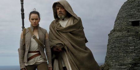 Review: 'Star Wars: The Last Jedi,' the Resistance is not futile