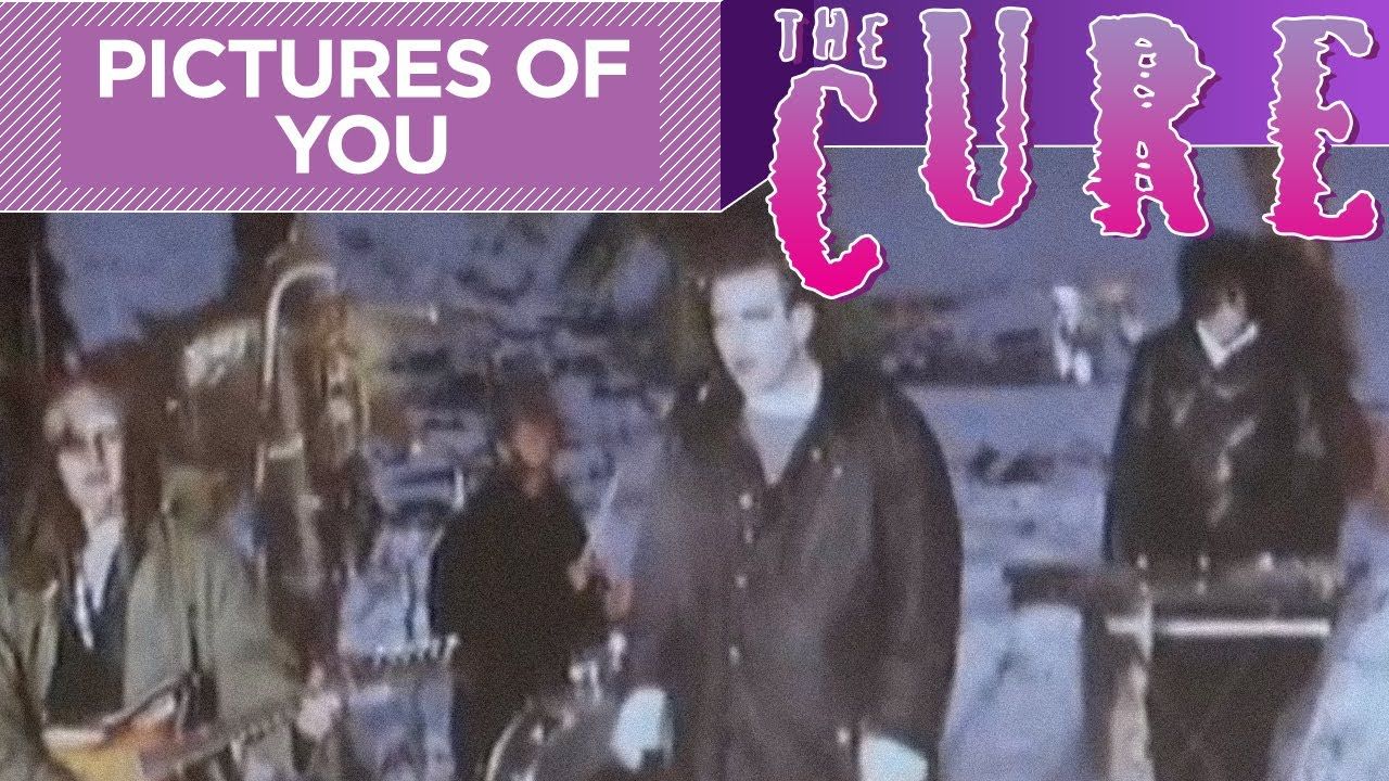 The Cure announce 40th anniversary show
