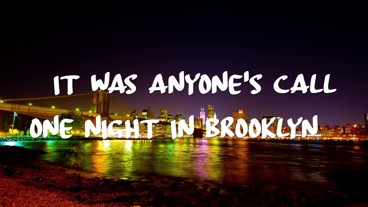Interview: Jimmy Nash discusses music video for new single 'One Night In Brooklyn'
