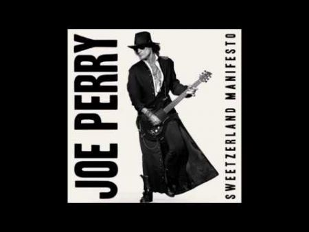 Joe Perry to stage solo record release show in Los Angeles