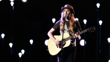 Connecticut native, season 8 winner of NBC's The Voice