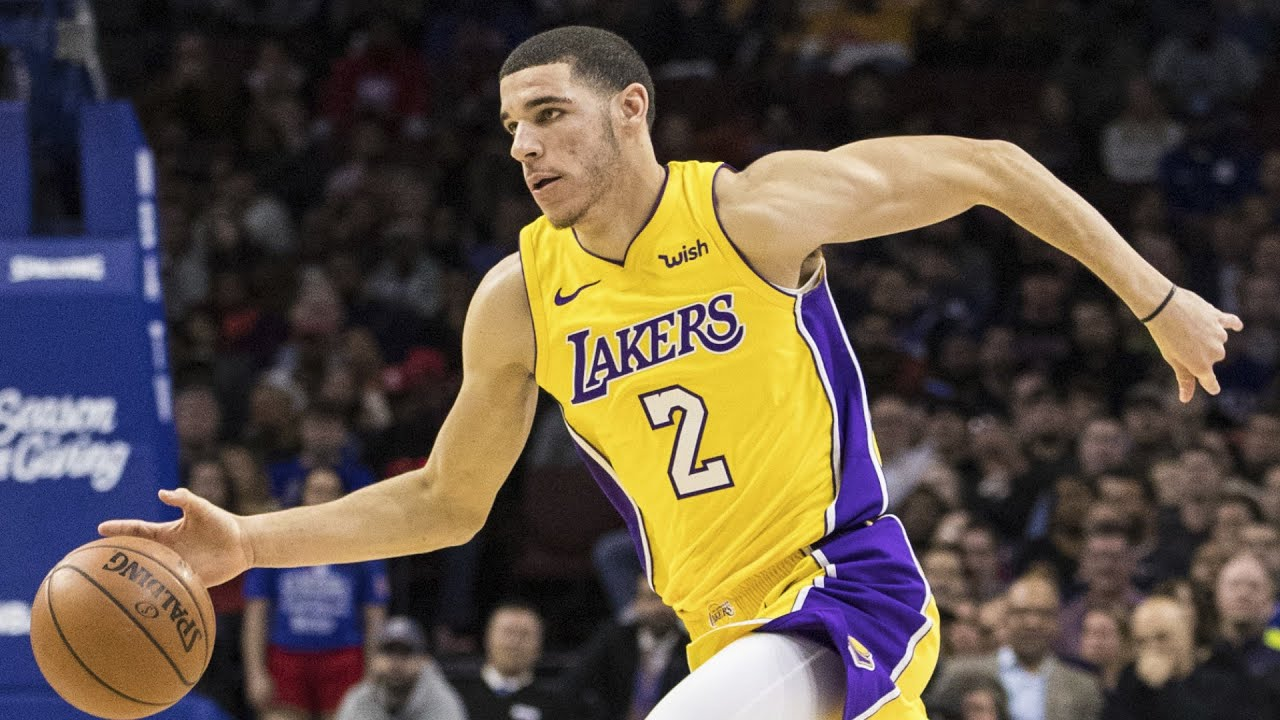 9b09e5c4145d Lonzo Ball trying to model game after LeBron James - AXS