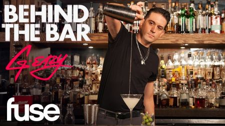 Watch: G-Eazy gets 'Behind the Bar' and talks what inspired 'The Beautiful & Damned'