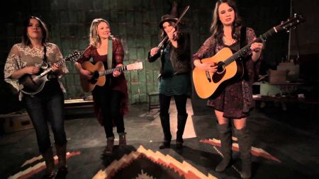 From musical ambassadors to road warriors: Della Mae adds 2018 US tour dates