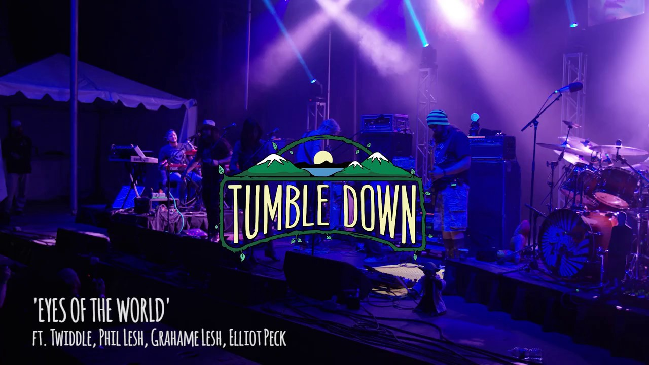 Twiddle returning to Red Rocks with Stick Figure on May 4
