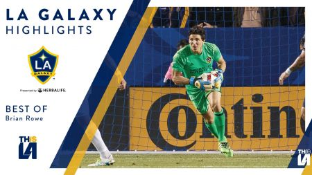 LA Galaxy trade Brian Rowe to Vancouver Whitecaps