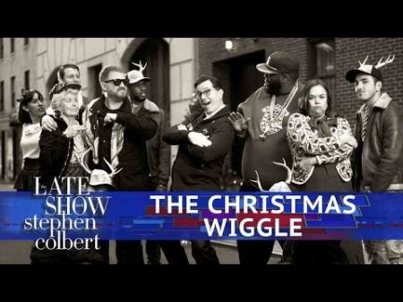 WATCH: Run the Jewels wrecks Stephen Colbert's Christmas video