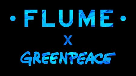 Listen: Flume shares 'unreleased sounds' in collaborative project with Greenpeace