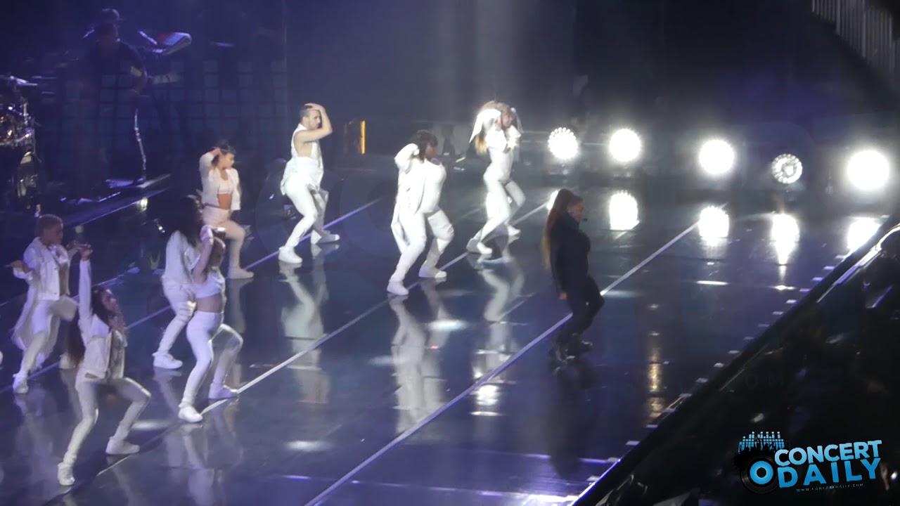 Janet Jackson brings out Missy Elliott at tour closing show in Atlanta