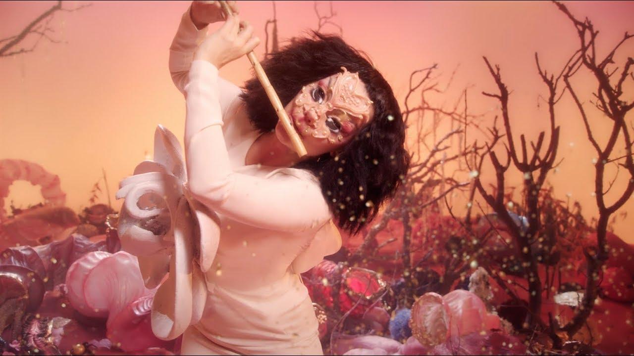 Björk is born again in new 'Arisen My Senses' video (watch)