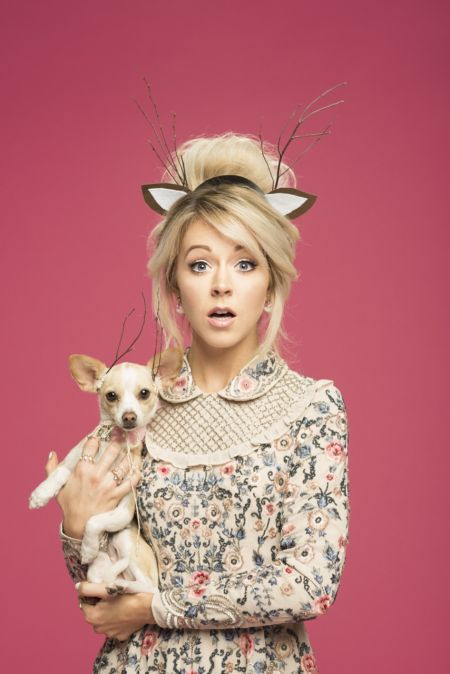 Interview: Lindsey Stirling discusses her holiday Album, 'Warmer In The Winter' and 'Dancing With The Stars'