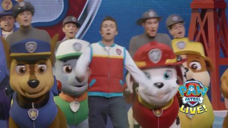 PAW Patrol Live! is headed to Rabobank Arena in May
