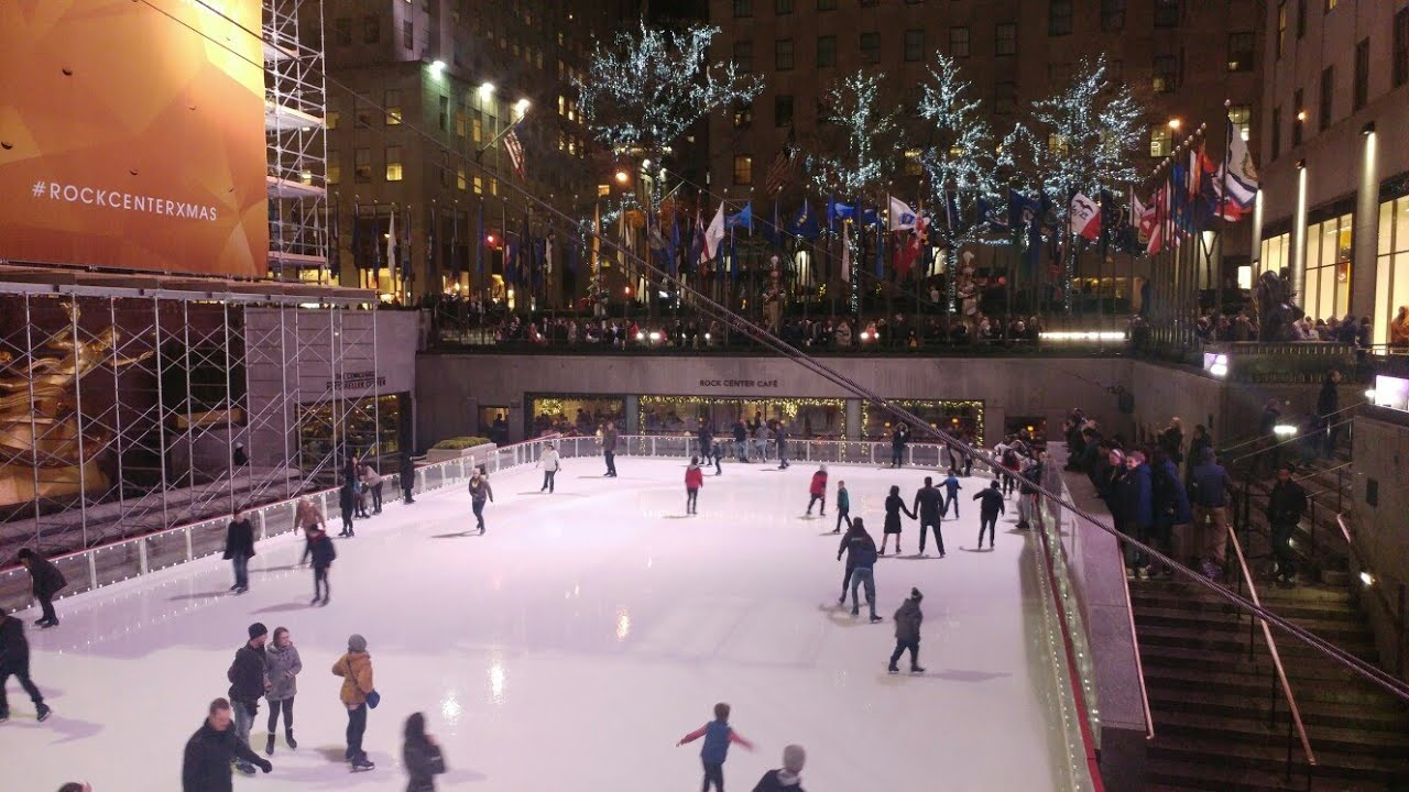 Family friendly events in New York for New Year's Eve 2017