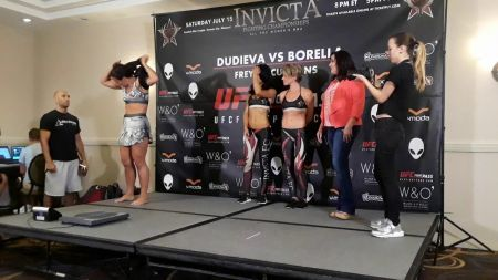 Undefeated featherweight prospect Felicia Spencer to fight at Invicta FC 27