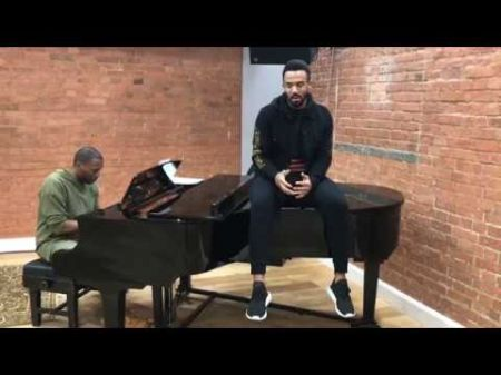 Watch: Craig David shares live cover of 'Have Yourself a Merry Little Christmas'