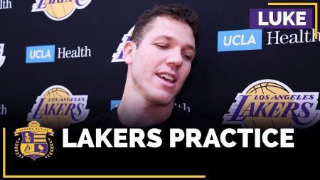 Lakers' Lonzo Ball continues trending in right direction