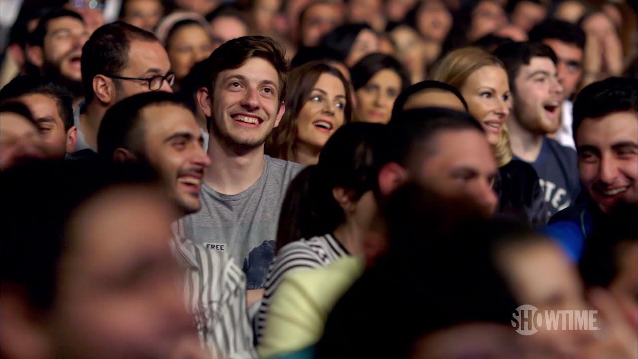 Stand-up comic Nemr Abou Nassar designs 2018 Love Isn't the Answer Tour