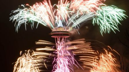 Family friendly events in Seattle for New Year's Eve 2017