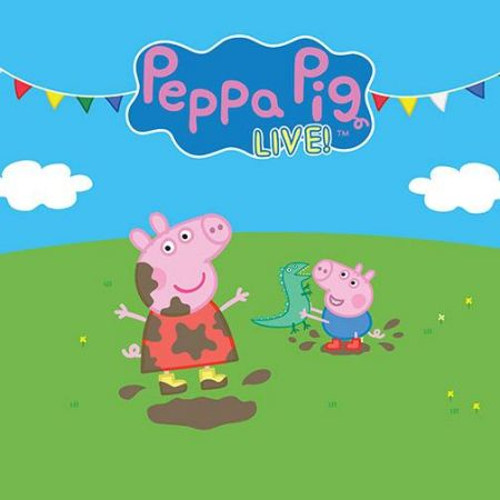 See Peppa Pig Live! at the City National Grove of Anaheim this spring
