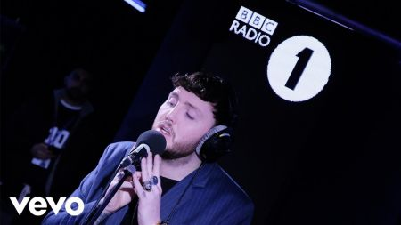 Watch James Arthur cover 'How to Save a Life' by The Fray
