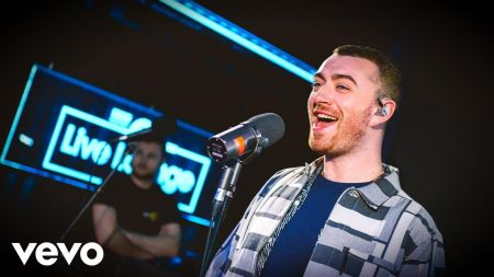 Watch Sam Smith sing a beautiful rendition of 'Have Yourself a Merry Little Christmas'