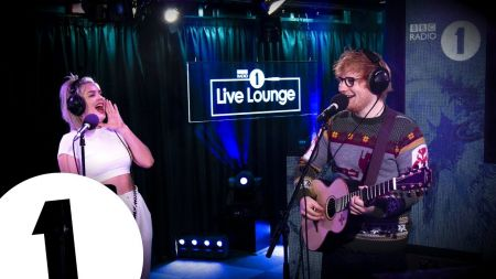 Watch Ed Sheeran and Anne-Marie sing Celtic Christmas hit 'Fairytale Of New York'