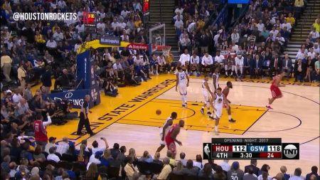 Houston Rockets set sights on Golden State Warriors