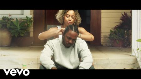 Watch: Kendrick Lamar releases new video for 'LOVE'