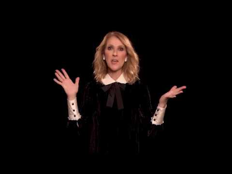 Watch: Celine Dion sends holiday season message to fans