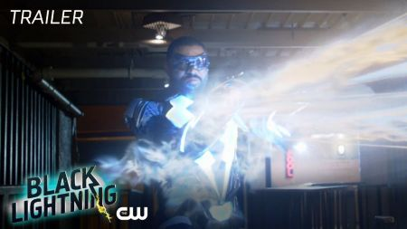 Listen to Kendrick Lamar in The CW's new Black Lightning promo