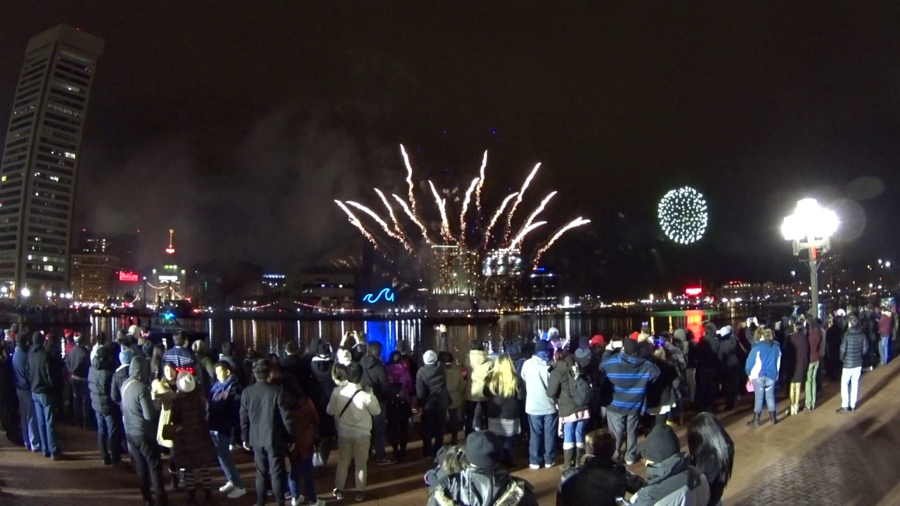 Family friendly events in Baltimore for New Year's Eve 2017