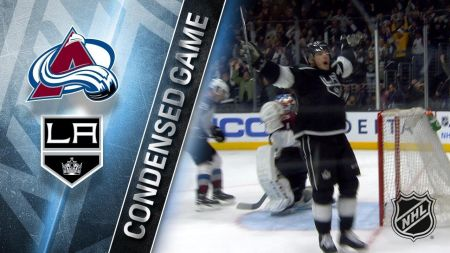 LA Kings honor Dustin Brown for 1000th game