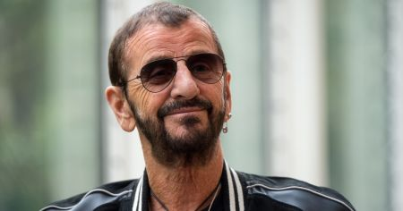 The Beatles' drummer Ringo Starr received his Knighthood from Queen Elizabeth II this week.