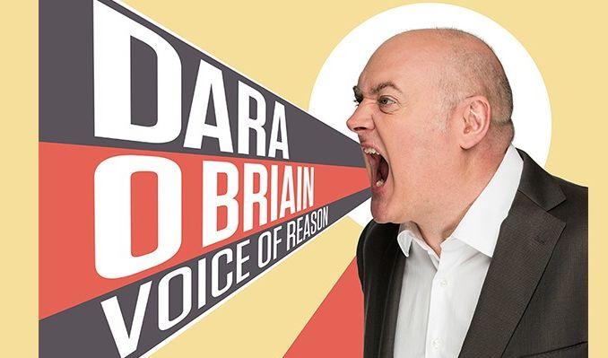 Dara O'Briain tickets at Eventim Apollo in London