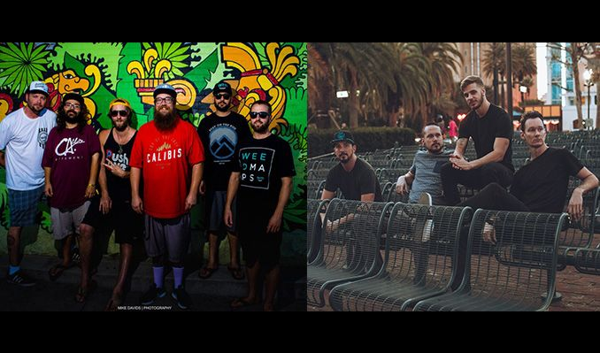 Fortunate Youth & Ballyhoo! tickets at Rams Head Live! in Baltimore