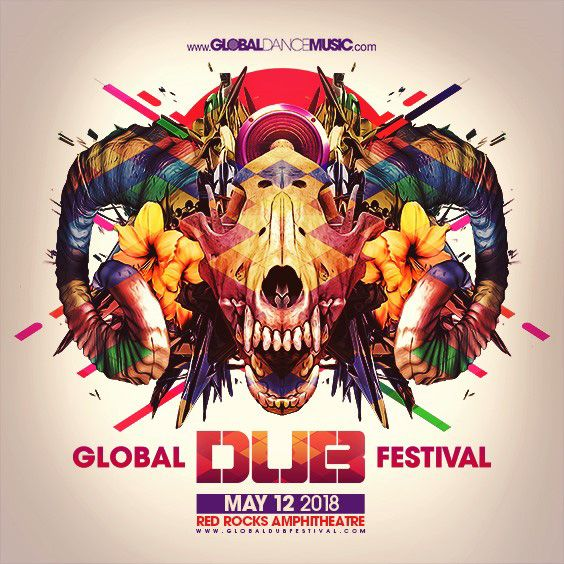 Image for Global Dub Festival 2018: Ganja White Night / Zomboy