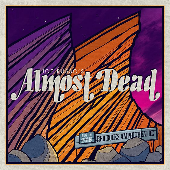 Thumbnail for Joe Russo's Almost Dead