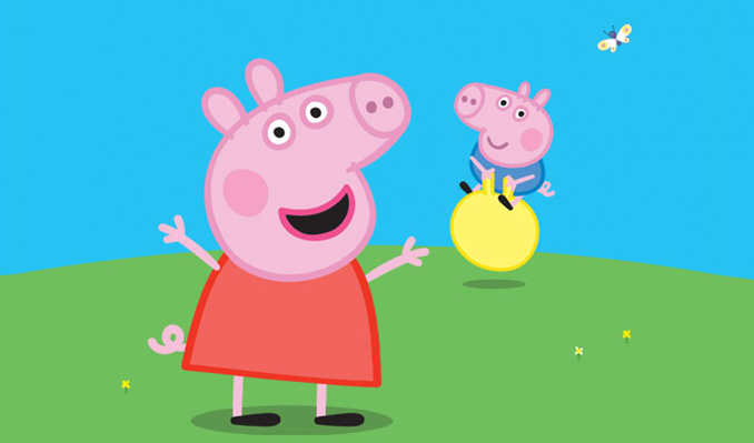Peppa Pig Live! tickets at Hackensack Meridian Health Theatre at Count Basie Center in Red Bank