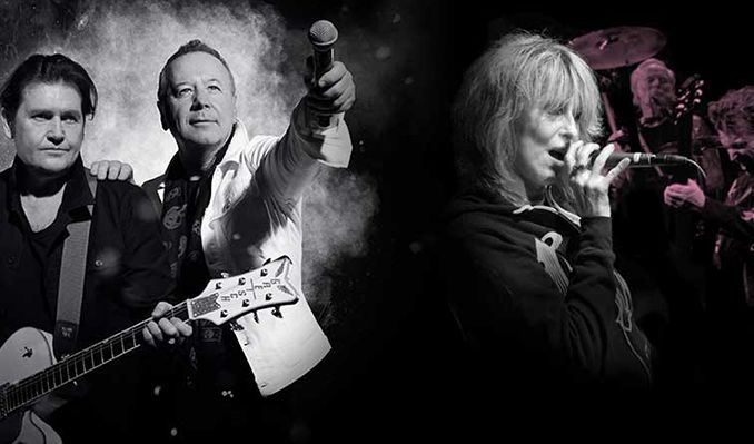 Simple Minds & Pretenders tickets at Butts Park Arena in Coventry