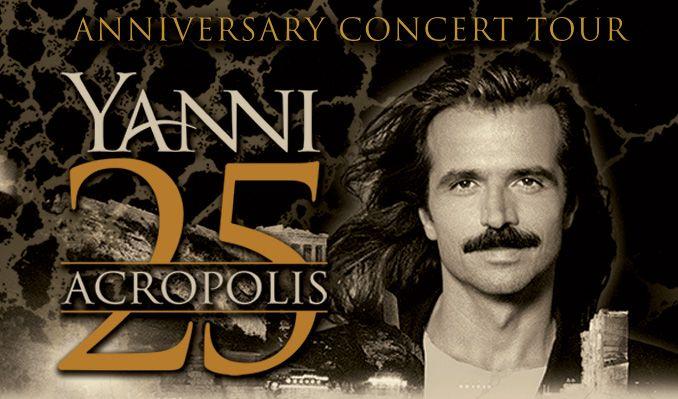 Yanni Concert Tour