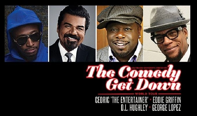 The Comedy Get Down tickets at Bellco Theatre in Denver