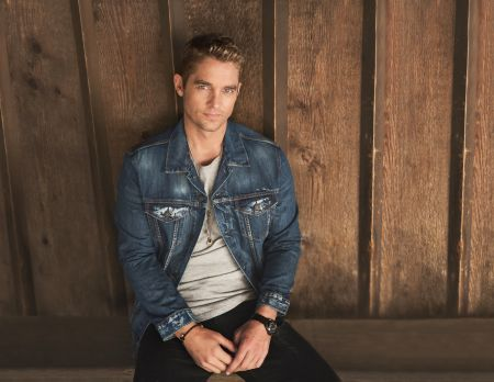 Brett Young's self-titled, debut album is out on Feb. 10 via BMLG Records.